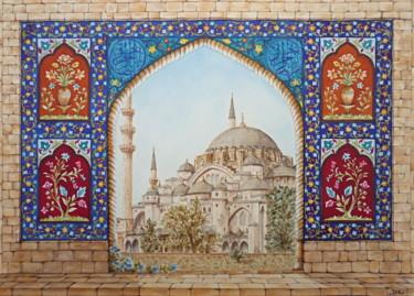 Mosquée Soliman le Magnifique - Turquie