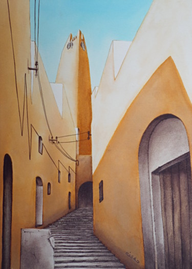 Ruelle à Ghardaïa - Algérie